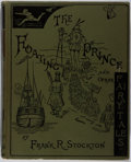 Books:Children's Books, Frank R. Stockton. The Floating Prince. Scribner's, 1919.Later edition. Illustrated. Spine a bit toned, binding rub...