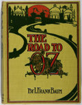 Books:Children's Books, L. Frank Baum. The Road to Oz. Reilly & Britton, 1909.Later impression. No color plates. Minor rubbing to cloth and...