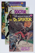 Bronze Age (1970-1979):Horror, Occult Files of Doctor Spektor Group (Gold Key, 1974-76) Condition:Average VF+.... (Total: 8 Comic Books)