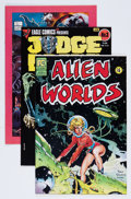 Modern Age (1980-Present):Miscellaneous, Miscellaneous 1980s Independent Publisher Comics Group (Various Publishers, 1980s) Condition: Average VF+.... (Total: 56 Comic Books)