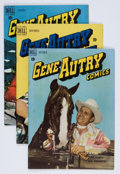 Golden Age (1938-1955):Western, Gene Autry Comics #32-83 Group (Dell, 1949-55) Condition: AverageFN+.... (Total: 60 Comic Books)