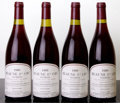 Red Burgundy, Beaune Rouge 1989 . Teurons, Rossignol-Trapet . 1nl, 2sdc.Bottle (4). ... (Total: 4 Btls. )