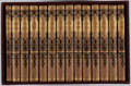 Books:Children's Books, Jacob Abbott. The Rollo Books In a 14 Volume Set. Sheldon,1872. New edition. Minor rubbing to purple cloth with... (Total: 14Items)
