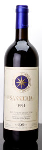 Italy, Sassicaia 1994 . Tenuta San Guido . Bottle (1). ... (Total: 1 Btl. )