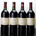 Domestic Merlot/Cabernet Franc, Beringer Merlot 1993 . Bancroft Ranch, Howell Mountain. 1nl.Bottle (4). ... (Total: 4 Btls. )