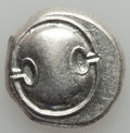 Ancients:Greek, Ancients: BOEOTIA. Thebes. Ca. 395-338 BC. AR stater (22mm, 12.34gm, 12h). ...