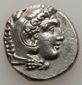 Ancients:Greek, Ancients: MACEDONIAN KINGDOM. Alexander III the Great (336-323 BC).  AR tetradrachm, (26mm, 17.16 gm, 3h). ...