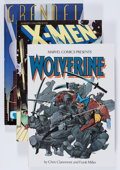 Magazines:Miscellaneous, Assorted Comic Magazines and Graphic Novels Group (VariousPublishers, 1980s-'90s) Condition: Average VF/NM.... (Total: 18Comic Books)