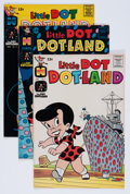 Silver Age (1956-1969):Humor, Little Dot Dotland File Copies Box Lot (Harvey, 1962-73) Condition: Average NM-....