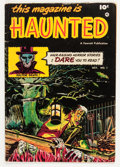 Golden Age (1938-1955):Horror, This Magazine Is Haunted #1 (Fawcett Publications, 1951) Condition:VG+....