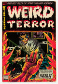 Golden Age (1938-1955):Horror, Weird Terror #7 (Comic Media, 1953) Condition: VG....