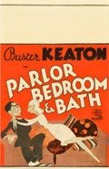"""Movie Posters:Comedy, Parlor, Bedroom And Bath (MGM, 1931). Window Card (14"""" X 22"""").. ..."""