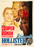 "Movie Posters:Western, Dallas (Warner Brothers, 1950). Italian 2 - Foglio (39"" X 55"").. ..."