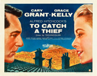 """To Catch a Thief (Paramount, 1955). Half Sheet (22"""" X 28"""") Style B"""