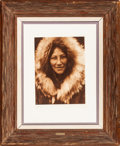 American Indian Art:Photographs, OLA-NOATAK, PHOTOGRAVURE BY EDWARD S. CURTIS. ...