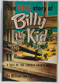 Books:Biography & Memoir, [Billy the Kid, subject]. William Lee Hamlin. The True Story ofBilly the Kid. Caxton, 1959. first edition. Jacket t...