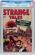 Silver Age (1956-1969):Horror, Strange Tales #97 (Marvel, 1962) CGC VF 8.0 White pages....