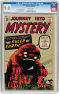 Silver Age (1956-1969):Horror, Journey Into Mystery #81 (Marvel, 1962) CGC VF/NM 9.0 Off-whitepages....