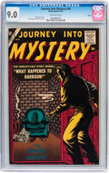 Silver Age (1956-1969):Horror, Journey Into Mystery #45 Circle 8 pedigree (Marvel, 1957) CGC VF/NM9.0 Off-white pages....