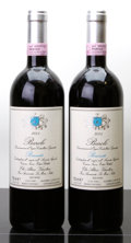 Italy, Barolo 2001 . Brunate, E. Altare . Bottle (2). ... (Total: 2Btls. )