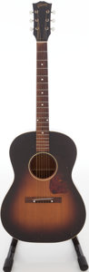 Musical Instruments:Acoustic Guitars, 1951 Gibson LG-1 Sunburst Acoustic Guitar, Serial # 888829.. ...