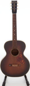 Musical Instruments:Lap Steel Guitars, Late-1940s Kahlua Professional Sunburst Hawaiian Guitar, Serial # 4420.. ...