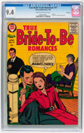 Silver Age (1956-1969):Romance, True Bride-to-Be Romances #17 File Copy (Harvey, 1956) CGC NM 9.4Cream to off-white pages....