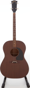 Musical Instruments:Acoustic Guitars, 1960 Gibson LG-0 Tenor Natural Acoustic Guitar, Serial # R728123.....