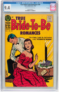 Silver Age (1956-1969):Romance, True Bride-to-Be Romances #26 File Copy (Harvey, 1957) CGC NM 9.4Cream to off-white pages....