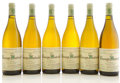 White Burgundy, Chassagne Montrachet 1998 . Les Morgeots, Ramonet . 1nl,1tl. Bottle (6). ... (Total: 6 Btls. )