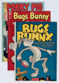 Golden Age (1938-1955):Cartoon Character, Four Color Looney Tunes Group (Dell, 1949-52).... (Total: 10 ComicBooks)