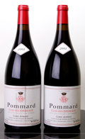 Red Burgundy, Pommard 2001 . Clos des Epeneaux, Comte Armand . 1lbsl,1bsl. Magnum (2). ... (Total: 2 Mags. )
