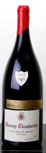 Red Burgundy, Gevrey Chambertin 2006 . Clos St. Jacques, Vieilles Vignes,Fourrier . Magnum (1). ... (Total: 1 Mag. )