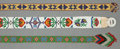 American Indian Art:Beadwork and Quillwork, A CALIFORNIA LOOM-BEADED BELT AND TWO SASHES ... (Total: 3 Items)