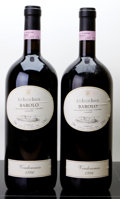 Italy, Barolo 1996 . Alte Rocche Bianche . 1lbsl. Magnum (2). ...(Total: 2 Mags. )