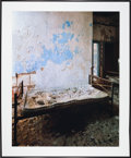 Photographs, CHRISTOPHER BARNES (American, 20th Century). The Bed, 1987. Exhibition C - print. 39-1/2 x 51 inches (100.3 x 129.5 cm)...
