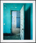 American:Modern, CHRISTOPHER BARNES (American, 20th Century). Hospital Doors,1987. Exhibition C - print. 39-1/2 x 51 inches (100.3 x 129...