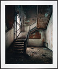American:Modern, CHRISTOPHER BARNES (American, 20th Century). Staircase ,1987. Exhibition C - print. 39-1/2 x 51 inches (100.3 x 129.5 c...