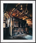 American:Modern, CHRISTOPHER BARNES (American, 20th Century). Boiler, 1987.Exhibition C - print. 28 x 35 inches (71.1 x 88.9 cm). Benefi...