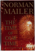 Books:Literature 1900-up, Norman Mailer. SIGNED. The Time of Our Time. Random House, 1998. First edition, first printing. Signed by the ...