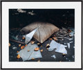 Photographs, CHRISTOPHER BARNES (American, 20th Century). Shattered Dreams, 1987. Exhibition C - print. 20 x 25 inches (50.8 x 63.5 c...
