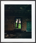 Photographs, CHRISTOPHER BARNES (American, 20th Century). 1987. Exhibition C - print. 20 x 25 inches (50.8 x 63.5 cm). Benefitting Save E...