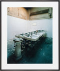 Photographs, CHRISTOPHER BARNES (American, 20th Century). Sinks, 1987. Exhibition C - print. 20 x 25 inches (50.8 x 63.5 cm). Benefit...