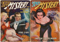 Pulps:Horror, Spicy Mystery Stories Group (Culture, 1936).... (Total: 2 Items)