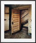 Photographs, CHRISTOPHER BARNES (American, 20th Century). Door One, 1987. Exhibition C - print. 20 x 25 inches (50.8 x 63.5 cm). Bene...
