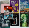 Books:Science Fiction & Fantasy, [Jerry Weist]. [Science Fiction]. Group of Seven First EditionBooks, Four Signed or Inscribed. Various, 1959-2003. Anno D...(Total: 7 Items)