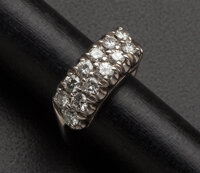 Fine Diamond & Gold Ring