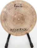 "Musical Instruments:Drums & Percussion, Istanbul Agop Lenny White Epoch 19"" Brass Crash Cymbal. ..."