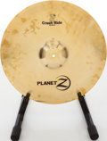 Musical Instruments:Drums & Percussion, Planet Z Brass Cymbal Pack....