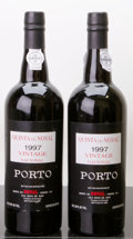 Port/Madeira/Misc Dessert, Quinta do Noval Vintage Port 1997 . Nacional. 1lscl. Bottle (2). ... (Total: 2 Btls. )